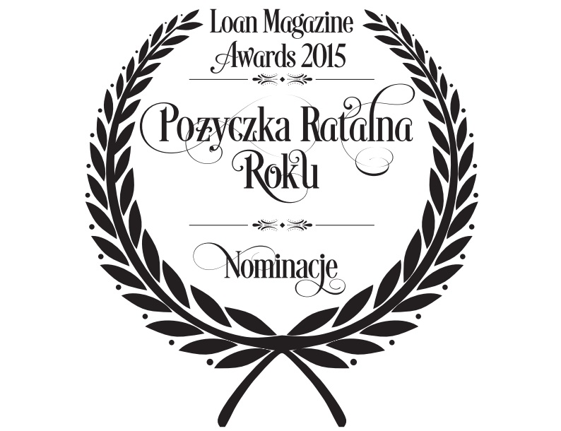 nominacja pozyczka ratalna roku