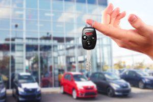 Rata balonowa jest stosowana w kredytach samochodowych.